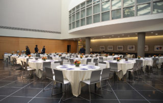 Dining Commons - Reception Space in NYC. Ideal for corporate receptions or private events.